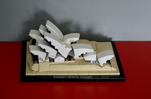 Sydney Opera House / Lego Architecture